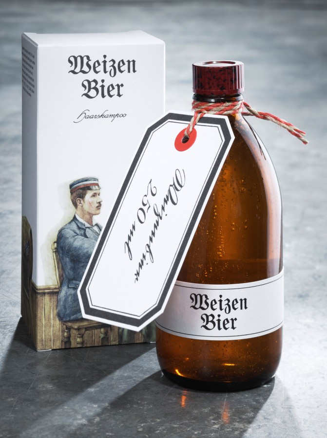 Frank Leder, Tradition, Weizenbier, Haarshampoo